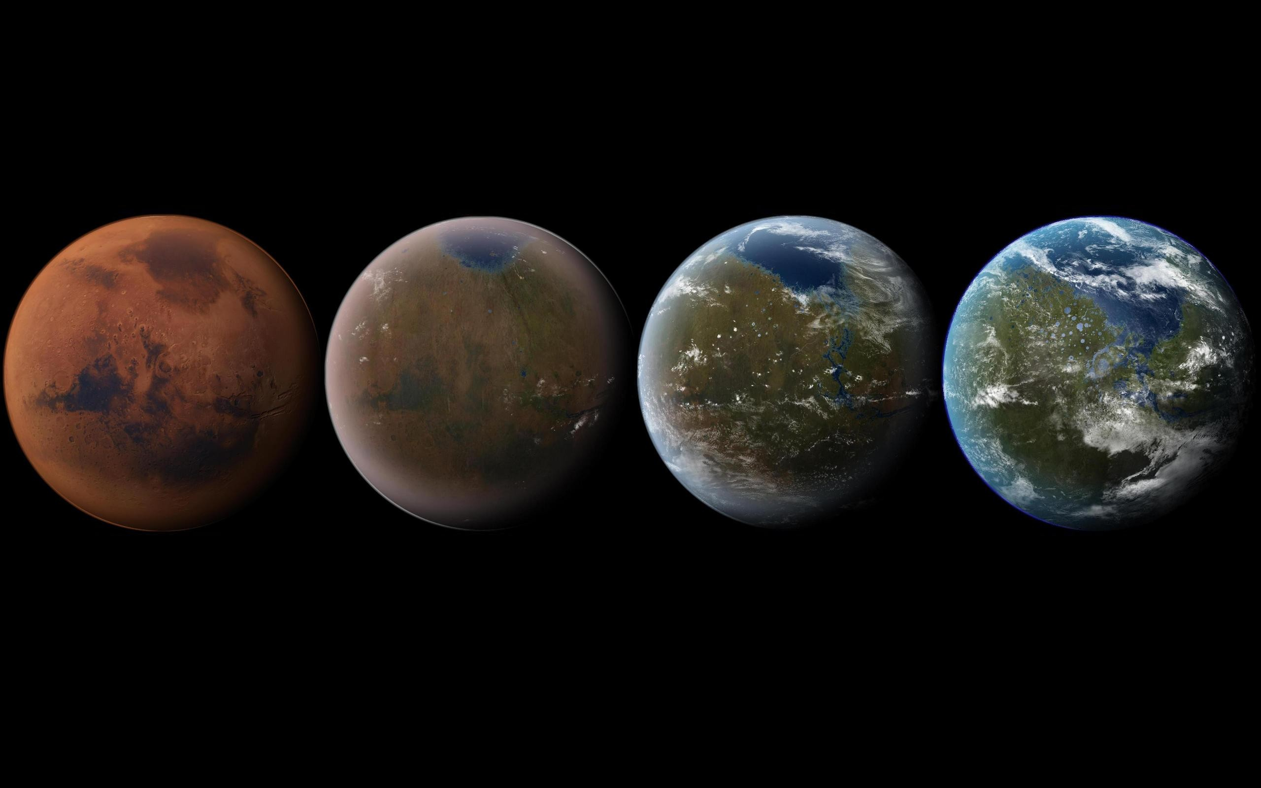 other planets with water - HD 1600×1000