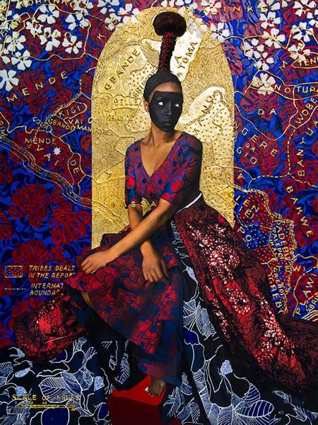 Lina Iris Viktor: A Haven, A Hell, A Dream Deferred (A